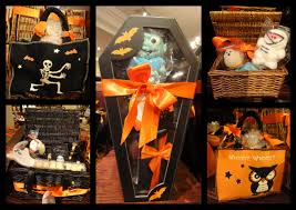 halloween gift baskets