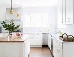 white kitchen cabinets with gold hardware our favorite kitchen designs of 2014 kitchen design hardware and