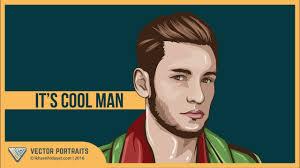 illustrator tutorial vectorize image tutorial vector portraits it s cool man using adobe illustrator