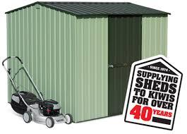 garden sheds nz made kit set u0026 custom garden sheds