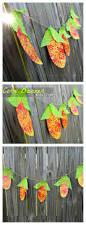 diy corn banner fall kids craft raising whasians