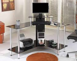 Walmart Desks Black by Walmart Corner Desk Modern Corner Desks For Home Office Ideas