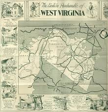 Maps Of West Virginia by The Eastern Panhandle Of West Virginia