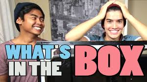 Challenge Wassabi Productions What S In The Box Challenge
