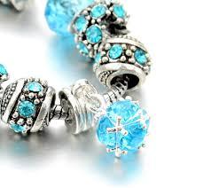 european bracelet images Longway european style authentic tibetan silver crystal charm png