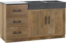facade cuisine bois brut facade meuble cuisine bois brut la cuisine en bois massif en
