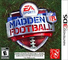 Wii Backyard Football by Madden Football 3ds U2013 Video Games Guide Ps4 Ps3 Xbox One Wii