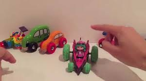 toy car collection candlehead swizzle wreck ralph vilac