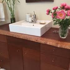 Rustic Bathroom Vanities For Vessel Sinks Photos Hgtv