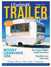 Chequered Flag Marina Del Rey Vintage Trailer Magazine 36 By Vintage Trailer Magazine Issuu