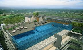 Lounge Chairs For Pool Design Ideas Stunning Rooftop Pool Design Ideas Decorating Design Ideas