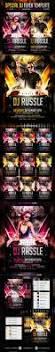 halloween horror nights dubstep 78 best flyer template images on pinterest flyer template