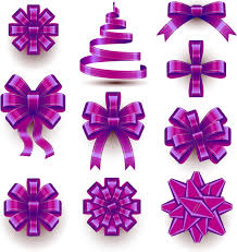 purple ribbons purple ribbon vector free vector 5 353 free vector for