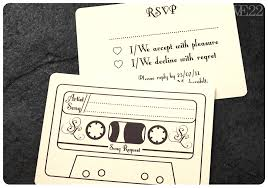 wedding song request cards song requests on your rsvp atmosphere productions professional