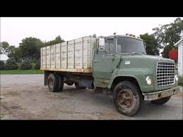 1971 ford ln600 custom cab grain truck for sale sold at auction