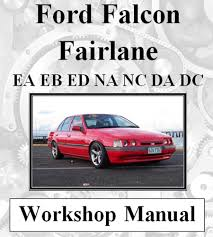 ford fairlane service repair workshop manual nf 28 images ford