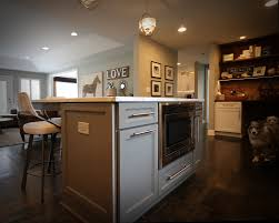 built in kitchen islands kitchen island with built in microwave ac home design freestanding