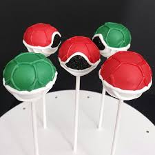 themed cake pops mario themed cake pops this custom order was done by team