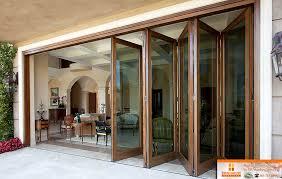 Tri Fold Doors Interior With Bi Folding French Doors Exterior Designs You Get An Extra