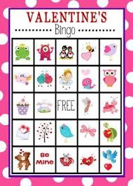 s day bingo the 25 best bingo ideas on valentines