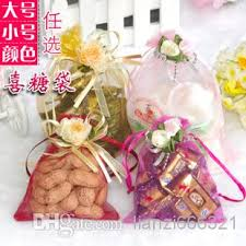candy bags 2 yarn wedding candy bag gift bags jewelry bag candy bags