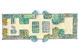 Rock Garden Plan Garden Layouts Perennial Garden Plan Rock Garden Ideas For Small