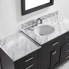 Virtu USA Caroline Parkway  Single Bathroom Vanity Set In - Virtu usa caroline 36 inch single sink bathroom vanity set