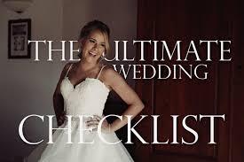planning my own wedding ultimate wedding planning checklist uk www garynunn co uk