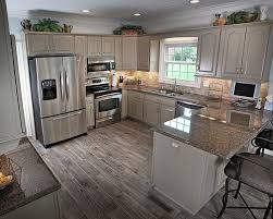 Remodel Kitchen Design The Counter Tops And That Floor Kitchen And Flooring