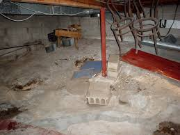 waterproofing basements with dirt floors stone walls dirt floors