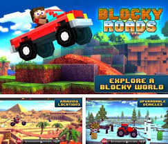 blocky roads version apk blocky highway for android free blocky highway apk