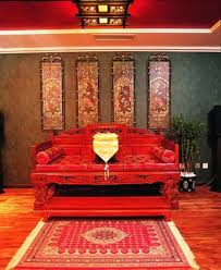 chinese home decor chinese house decor red furniture and wall decor oriental