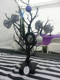 nightmare before christmas baby shower decorations nightmare before christmas centerpieces dominic s 1st birthday