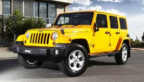 jeep yellow jeep wrangler overland 2 images jeep wrangler overland launched