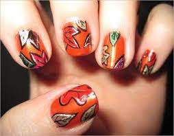 27 fall nail designs free premium templates