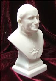 pope souvenirs pope paul ii souvenir bust from vatican city with free