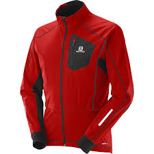 softshell bike jacket salomon men u0027s equipe softshell jacket