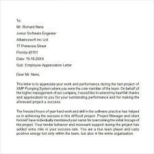 appreciation award letter sample dandy employee recognition letter sample letter format writing employee appreciation letter sample employee appreciation letter sample format