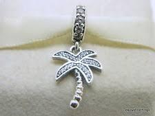 authentic pandora charm sterling silver 791540cz sparkling palm