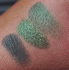 club makeup makeup geek l u0027oreal infallible eyeshadow in golden emerald review