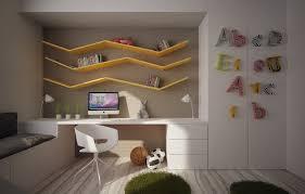 built in desk designs