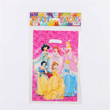 princess candy bags 10pcs lot pink 6 design princess gift party supplies kids