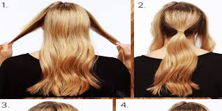 haircut calgary cheap the new weave low ponytail hairstyle tutorial for school girls emaggy