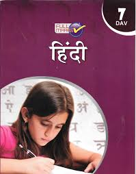 dav hindi class 7 amazon in full marks books