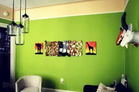 Yosemite Home Decor Wall Art When Life Gives You Lemons Make A Weird Giraffe Silhouette Painting