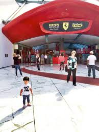 ferrari building easygo travels