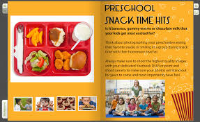 make a yearbook snack time make a yearbook page for the beat part of the pre k day