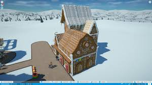 planet coaster gingerbread house information album on imgur