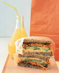 vegetarian sandwich and wrap recipes martha stewart