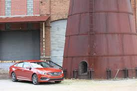 really small cars review 2015 hyundai sonata 2 0t sport and 1 6t eco the truth